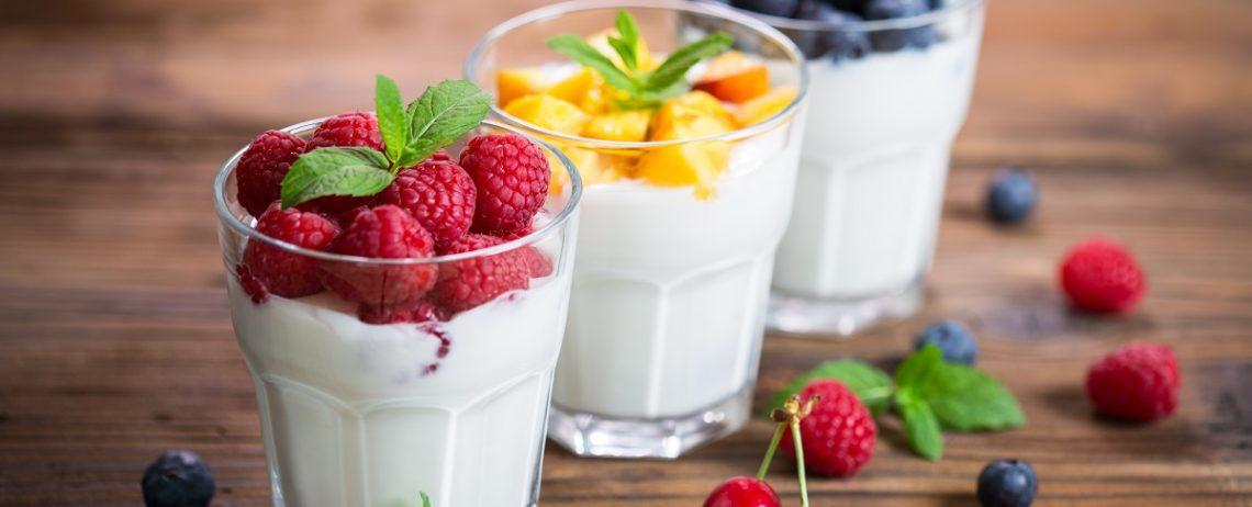 Frutta estiva, la migliore da abbinare allo yogurt greco