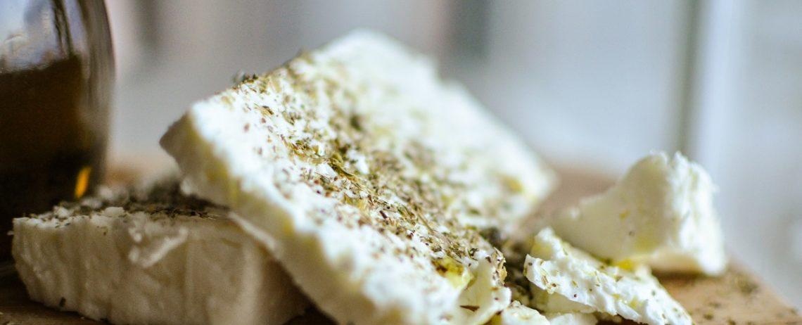 Tipici formaggi greci, non c'è solo la feta