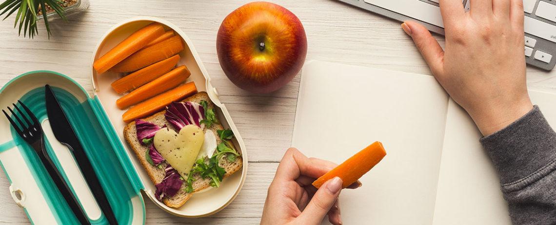 Eccoti qualche idea con Zorbas Light per il tuo pranzo in ufficio