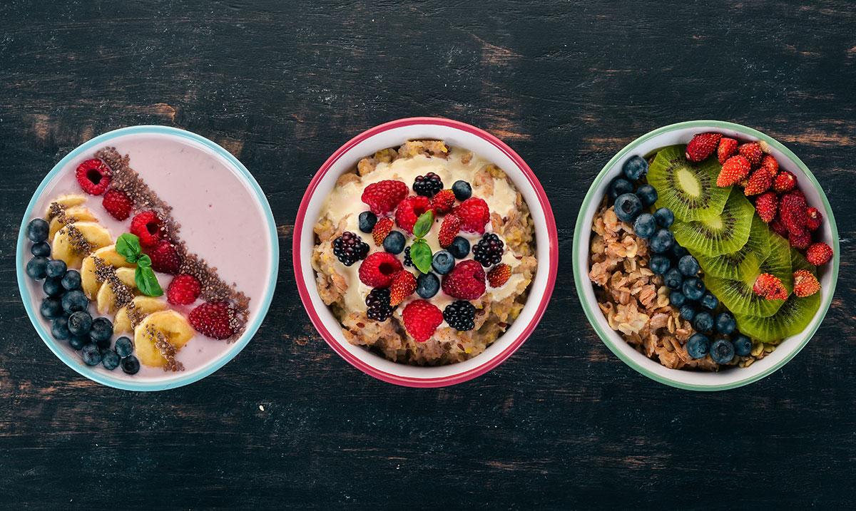 idee per yogurt bowl