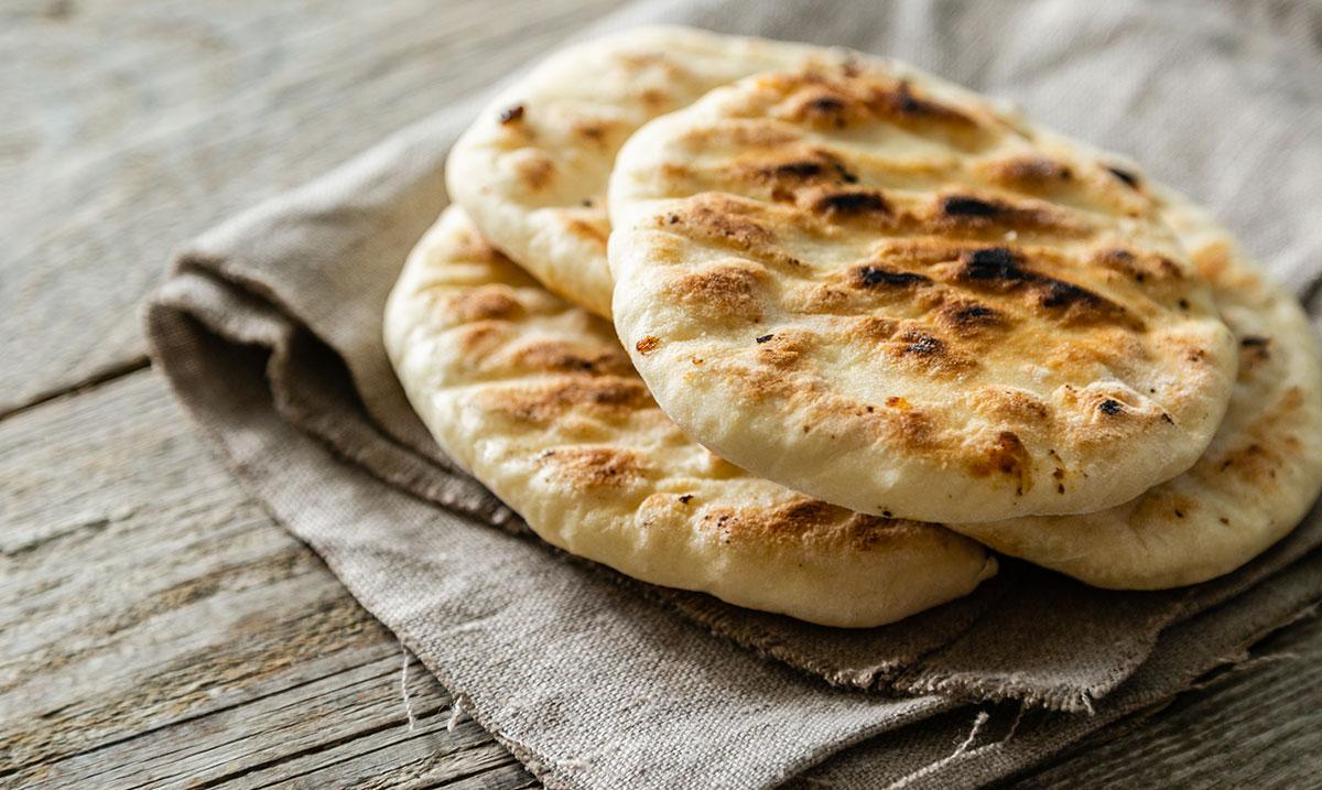 Ricetta Greca Pita.Come Preparare La Pita Greca Il Famoso Pane Greco Zorbas