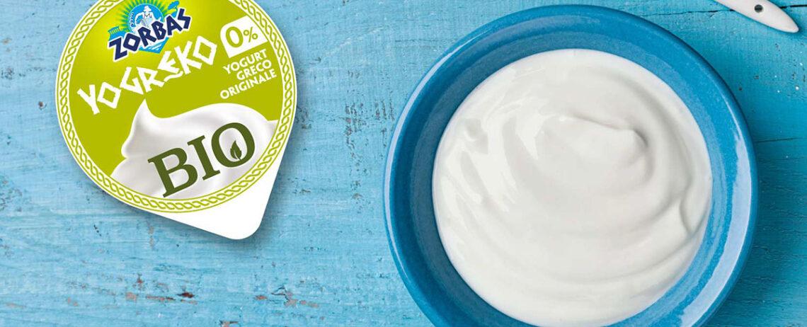 Zorbas e ambiente: dove si buttano le confezioni di yogurt?