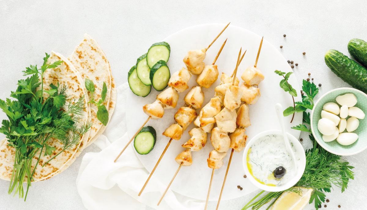Tutti i modi per utilizzare la salsa tzatziki in cucina