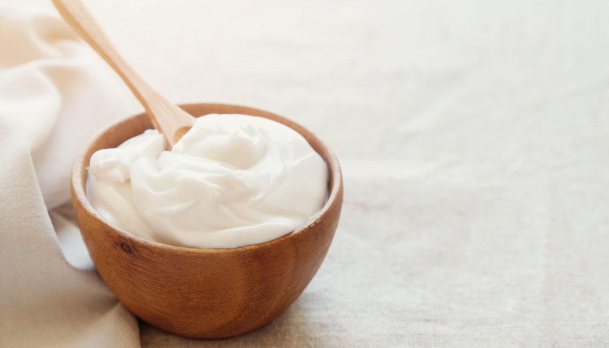 yogurt greco di capra proprietà