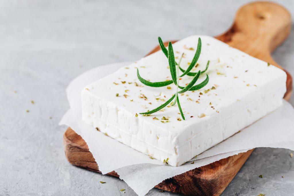 feta greca lattosio