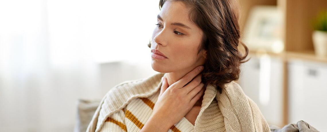 Cosa mangiare con il mal di gola: cibi che fanno bene.