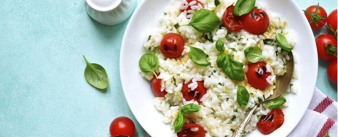 Sapevi che si può abbinare il riso con lo yogurt greco?