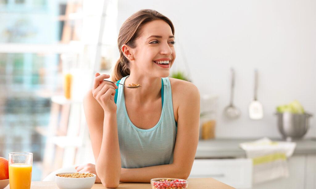snack proteico post allenamento