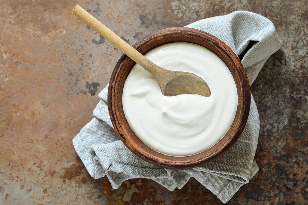 yogurt greco è pastorizzato
