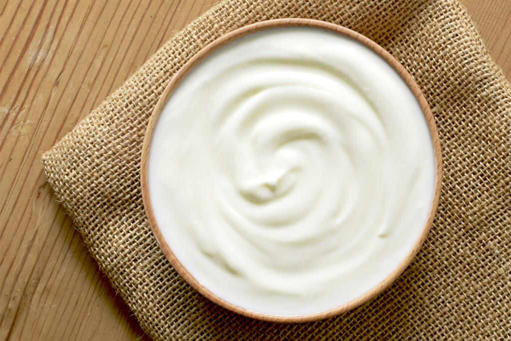 yogurt greco senza glutine