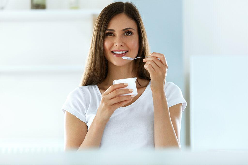mangiare solo yogurt per una settimana