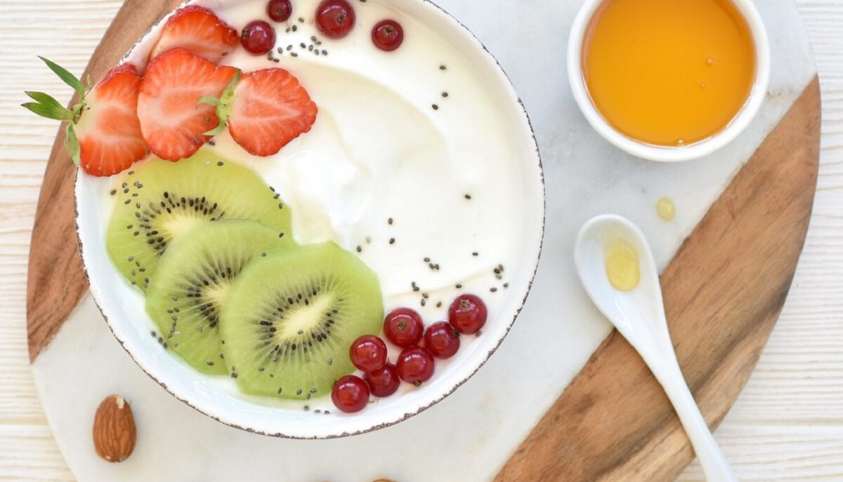 Dieta del yogurt greco a pranzo